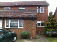 Studio flat in Stainby Close, West Drayton, UB7