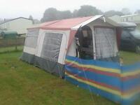 Conway capri trailer tent