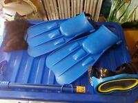 Junior snorkling kit