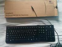Brand new logitech business keyboard