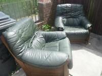 Sofa 2 chairs