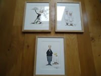 Offers invited for Brian Maloy Artworks Cost - as new - cost over £300