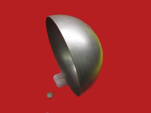 "304 Stainless Steel Half Sphere / Balls 10.0"" Diameter x 5.00"" Height, 1 Pieces"