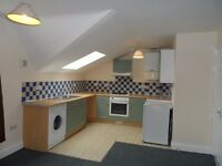 A double bedroom in a two bedroom flat in Cowley, Oxford.