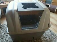 Smart sift litter tray used once for cat