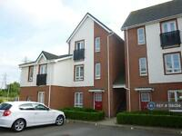 2 bedroom flat in St David's Park, Ewloe, CH5 (2 bed)