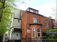 Studio flat in Birch Polygon, Manchester, M14