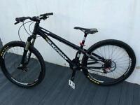 Nukeproof snap dirt jump hard tail bike
