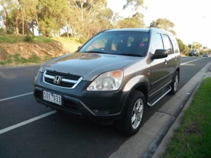 2003 Honda CR-V Wagon Coburg Moreland Area Preview