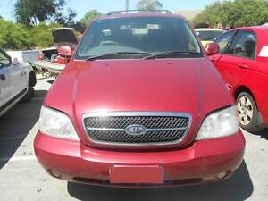 Wrecking 2004 Kia Carnival 2831 Rockingham Rockingham Area Preview
