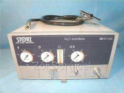 Storz N2o Endoflator Insufflator Model 264111-20