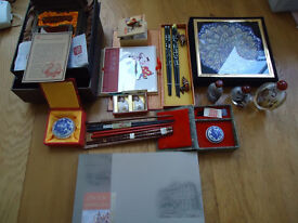 Far East, China and Singapore collectables - make excellent presents