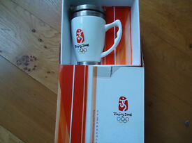 Beijing Olympic 2008 thermal mug