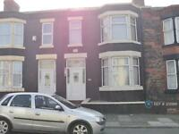 4 bedroom house in Bedford Road, Liverpool, L20 (4 bed)