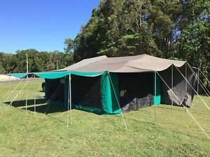 Jabiru Campers Offroad Camper Trailer, plus extra room Buderim Maroochydore Area Preview