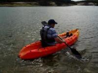 Sold - Sit on kayak - ocean frenzy
