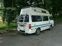 Toyota Hiace Camper Van 4 Berth Automatic