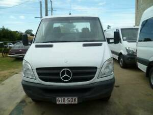 10/2012 MERCEDES BENZ SPRINTER 516CDI,AUTOMATIC,LWB CAB/CHASSIS