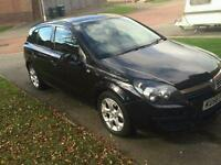 Vauxhall astra swap for another car