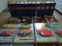 Classic Cars magazines from 1973-1995 - as new