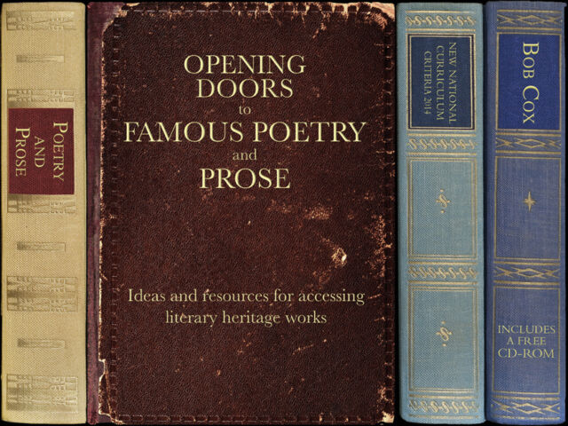 Opening Doors to Famous Poetry and Prose: Ideas and Resources for Accessing...