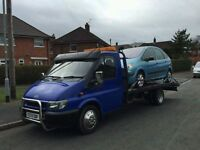 WANTED Ford transit recovery truck