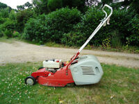 New home wanted for Mountfield M5 petrol mower needs some TLC