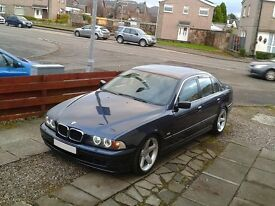 E39 BMW 530i (swap WTD, convertible ?)