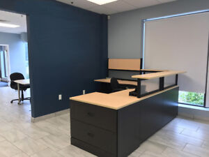 Modern Office & Warehouse for Sublease in Burnside