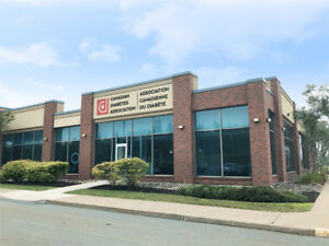Corner Ground Floor Office Suite in Bayers Lake