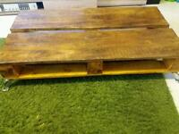 Pallets furniture Coffe table