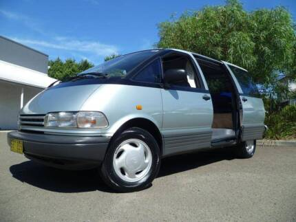 Used  Toyota Tarago 2 Person Campervan for sale- central Sydney Woolloomooloo Inner Sydney Preview