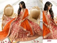 sell Lahenga choli - salwar suit & saree whollsale rate sell call & whatsapp +919925827853 india