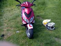 Peugeot speedlight 100cc