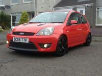 Ford Fiesta ST150 May Swap