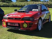 Subaru Impreza wrx 2.0 turbo (version one)