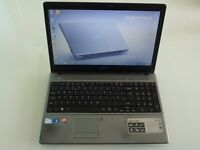 ACER ASPIRE - 15.6 MONITOR PENTIUM 1.3 ghZ - 320 GB HDD - INCLUDES WINDOWS OFFICE