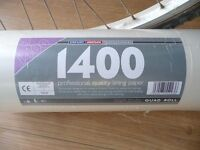 1400 Lining Paper, Jumbo Rolls (4 normal rolls in one), 24 new and untouched