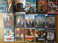DVDs and Blu ray collection priced to sell - collection only