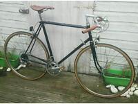 Custom 'Path Racer' style ten speed bike bicycle