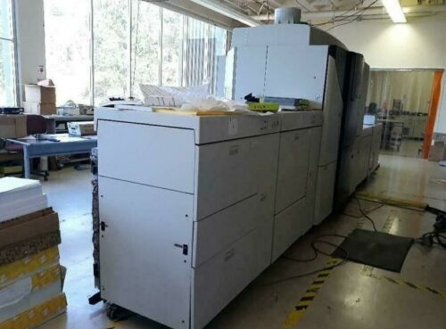 Xerox iGen4  110 Digital Production Press