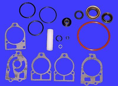 Lower Gear Case Seal Kit for Mercruiser Alpha #1, R, MR compare to 26-33144A2 ()