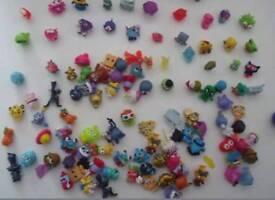 Over 200 moshi characters