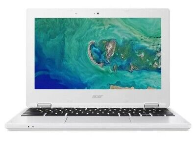 "Acer Chromebook 11 11.6"" (16GB SSD, Intel Celeron N, 1.60 GHz, 4 GB) White"