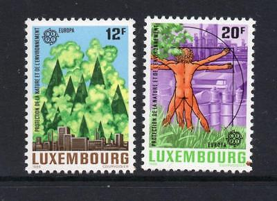 LUXEMBOURG MNH 1986 SG1180-1181 EUROPA