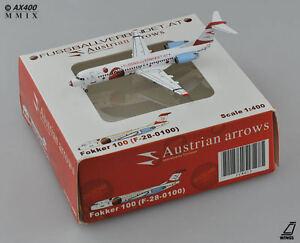 Austrian  Arrow Fokker 100