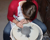 Pottery lessons, 8 weeks