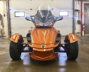 2014 Can Am Spyder ST-S SE5