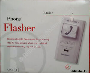 "VISUAL Phone indicator ""Phone Flasher"""