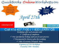 QuickBooks Online Training by Certified Pro-Advisor